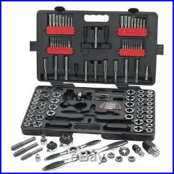 114 pc. Large SAE/Metric Ratcheting Tap and Die Set GearWrench KD 82812
