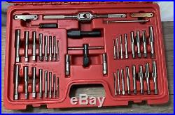 117 Piece Mac Tools Tap and Die/Drill/Extractor Super Set TD117