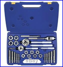 25PC SAE Tap/Die Set, No 97094ZR, Irwin Industrial Tool Co