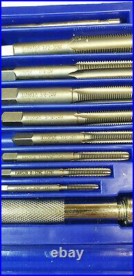 2sets Irwin Machine Screw with Fractional Tap and Hex Die Set