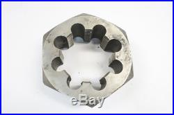 3-1/2 8-UN G-H5 Tap And Die Set 3-1/2in