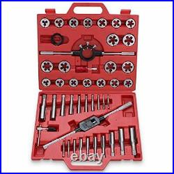 45-Piece Premium Large Size Tap and Die Set