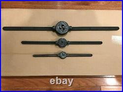 52 Pc. GREENFIELD GTD/WIDIA Tap & Die Set Professional Grade Made in USA Set 533