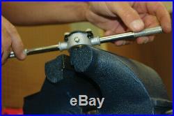 ATD Tools 277 117-Piece Machine ScrewithFractional/Metric Tap Die Drill Bit Set