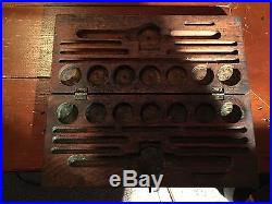 Antique Wilkey & Russell Tap and Die Set
