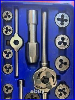 BLUE POINT By SNAP ON TD2425 42 piece Tap & Die Set