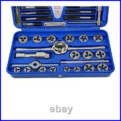 BLUE POINT By SNAP ON TD2425 42 piece Tap & Die Set #1 Choice For Auto Pros