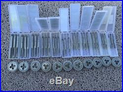 B. A British Association Tap & Die set 44pc 0 to10 BA quality Aprica made product