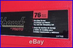 Blackhawk By PROTO Tap And & Die Set 68768
