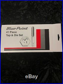 Blue-Point GA541 41 Piece Tap And Die Set New Never Used