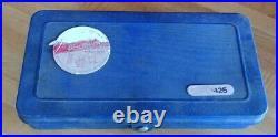 Blue-Point Tools Complete 41 Pc SAE Tap & Die Set TD2425