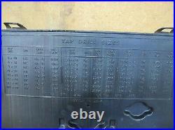 CRAFTSMAN KROMEDGE 59 PIECE TAP & DIE SET No. 9-5215