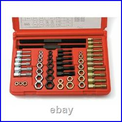 CTA Tools 8240 Universal 53-Piece Rethreading Tap and Die Set New Free Shipping