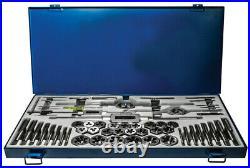 Century Drill & Tool 98957 58pc Metric Tap & Die Set