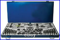 Century Drill & Tool 98958 58pc Fractional Tap & Die Set
