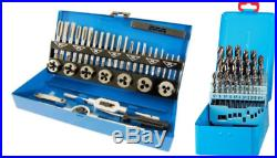 Craft Pro by PRESTO M3-M12 Tap & Die Set & PRESTO Cobalt HSS Drill Set