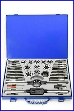 Craft Pro by PRESTO Metric Tap & Die Set M6 M24 in a Metal Case