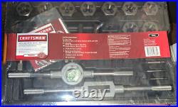 Craftsman 23 pc. Tap and Die Set INCH(SAE) Large Sizes # 952384