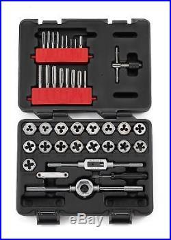 Craftsman 39 Pc. Tap And Die Set, Metric