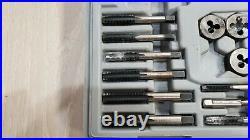 Craftsman 39 piece metric Tap and Die Set 52305
