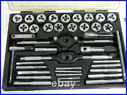 Craftsman 41 Piece Kromedge Tap & Die Set No. 9-5209. U. S. A