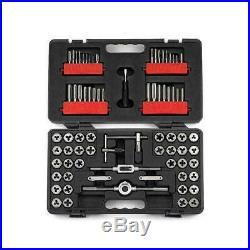 Craftsman 75 pc. Combination Tap & Die Carbon Steel Set Model 52377 NEW