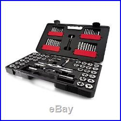 Craftsman 75 pc Inch & Metric Tap and Die Set Brand New in Box Professional Kit