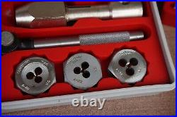 Craftsman Kromedge 5201 SAE Tap & Hexagon Die Set
