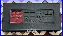 Craftsman Kromedge 59 Piece Mechanics Tap & Die Set No. 9-52151 Brand New