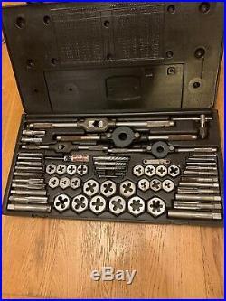 Craftsman Kromedge 59pc Tap and Die Set 9-52151