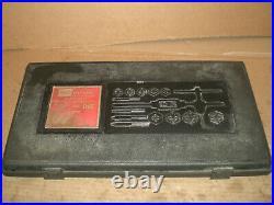 Craftsman Tools Kromedge 59 PC Standard Tap Die Set USA