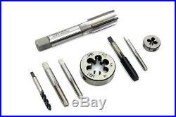 Die Tool and Tap Set fits Harley Davidson knucklehead EL UL FL G 16-0187
