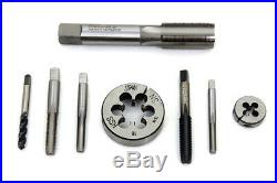 Die Tool and Tap Set, for Harley Davidson, by V-Twin