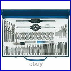 Draper Combination Tap And Die Set Metric And Bsp (75 Piece) 79205