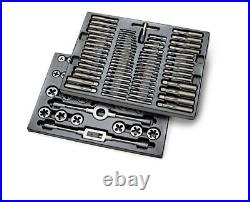 Eastwood 110 Piece Metric and Standard Tap and Die Set in Molded Plastic Case