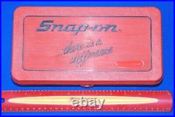 Excellent Snap-On Tools 41 Piece US Tap and Die Set TD-2425