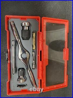FSnap-On Thread Threading Tap Die Wrench 1/4 1/2 Drive Tool Set TDALDS1 TDRSET