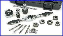 GearWrench 40 Piece Ratcheting Tap and Die Set Metric 3 12mm 3886
