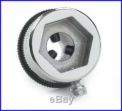 GearWrench Ratcheting Tap-Die Set 5 Degree Arc Auto-Locking Silver (114-Piece)