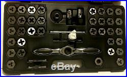 GearWrench Tap And Die Set Ratcheting Wrench 75 Piece Combination SAE/Metric NIB