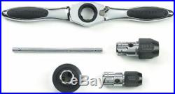 Gear Wrench Medium Ratcheting Set Tap and Die Set Carbon Steel