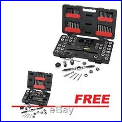 Gearwrench SAE/Metric Ratcheting Tap and Die Drive Tool Set 3887 FREE 3886 Set