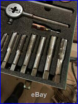 Greenfield # 7 1/2 / Little Giant 00047 Tap and Die Set