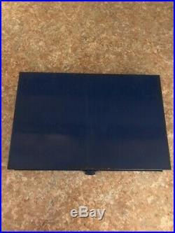 Greenfield Hexagon Tap & Die Set 20 pc. Carbon Steel Rethreading Dies with Case