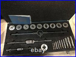 Greenfield Little Giant 00047 Tap and Die Set Set No. 7 1/2