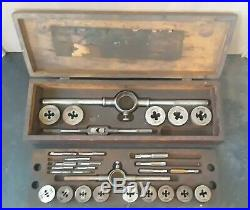 Greenfield Little Giant No. 312 tap and die set