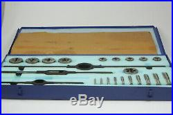 Greenfield Little Giant US Screw Threading Tap and Die Set NSN 5180-00-448-2362