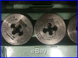 Greenfield Screw Plate Tap & Die set Little Giant Plus Extra Die AA4
