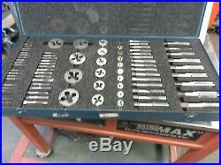 Greenfield Tap and Die set Tap & die Morse USA NOS SAE Set # 4