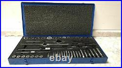 Greenfield Threading 423005 49 Pc Hand Tap High Speed Steel Tap and Die Set (A)